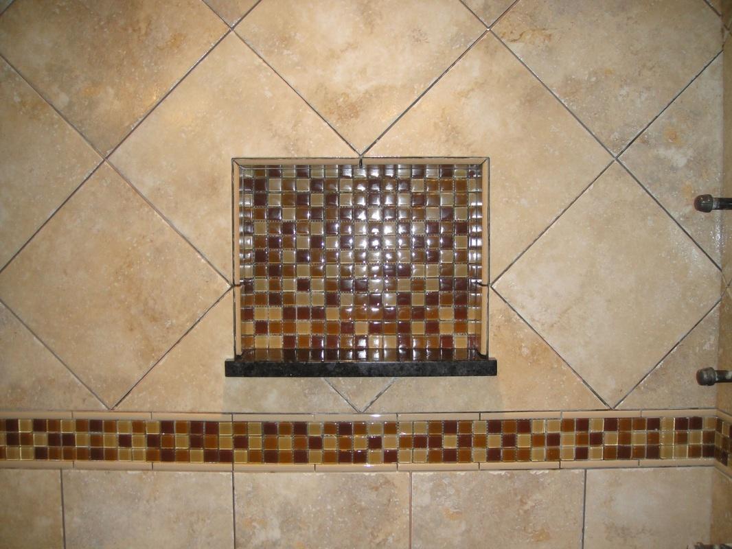 Russo Custom Tile and Stone | Medina, Ohio. 44256. Custom Glass Tile ...