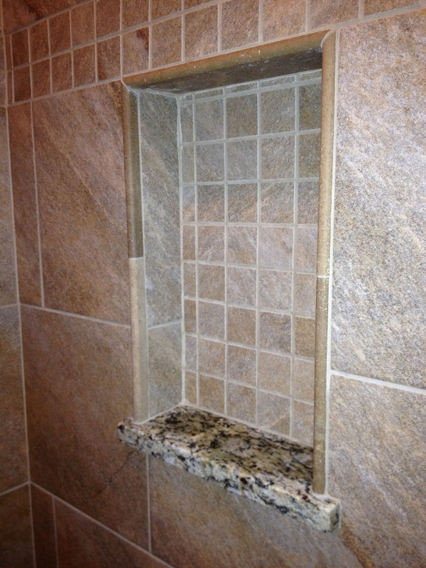Brunswick Bathroom Renovation: Russo Custom Tile And Stone